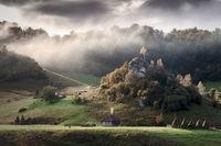 Захватывающая красота Трансильвании в 20 незабываемых снимках