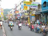 Патонг: прогулка по центральной улице курорта