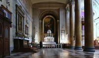 Боковой придел базилики