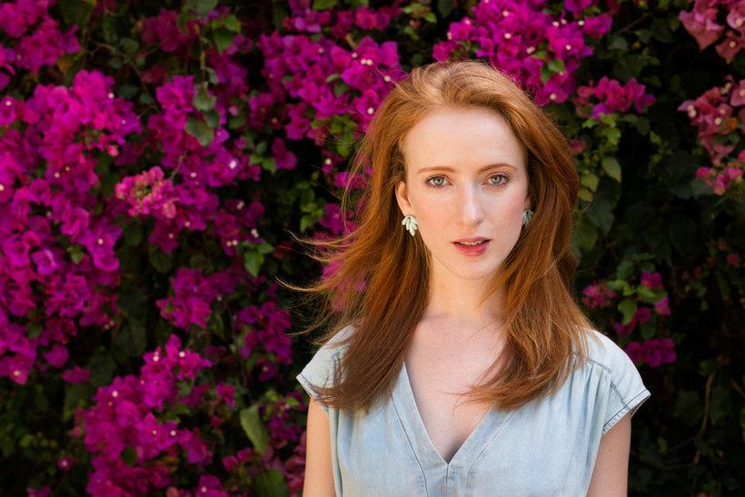 Пламенная красота: завораживающие портреты рыжеволосых девушек со всего мира