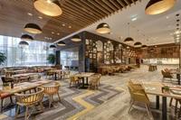 Панорамный отель Radisson Blu Олимпийский принял первых гостей