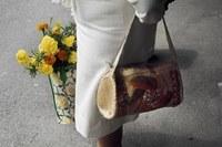 Впервые представлены цветные снимки той самой Вивиан Майер, и они невероятно чудесны