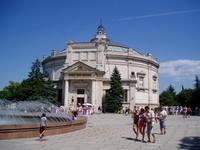 Севастополь: по дороге в военно-исторический музей