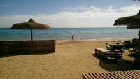 Побережье Красного моря в сентябре