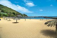 Мадейра: прогулка по пляжной территории