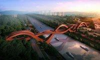 5 необычных пешеходных мостов, на которые захочется вернуться