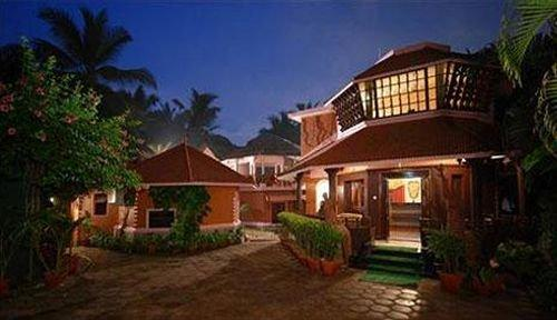 Krishnatheeram Ayur Holy Beach Resorts Varkala