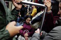 Страх и ненависть в метро Сан-Паулу