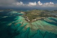 10 изумительных воздушных снимков Большого Морского рифа на Фиджи