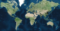 20 неординарных карт, которые покажут мир, каким ты его никогда не знал