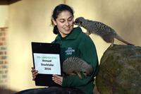 Перепись населения Лондонского зоопарка. Разве вы видели что-нибудь забавней?