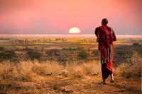 18 колоритных снимков поразительной и далекой Африки