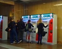 Автомат для покупки билетов