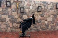 10 любопытных фотографий о тайной жизни мексиканских монашек