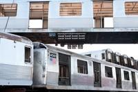 Как умирают вагоны нью-йоркского метро