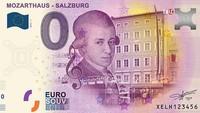 В Германии выпустили купюры номиналом ноль евро