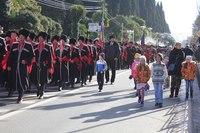 Парад в Сочи, посвященный Дню Города
