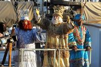 Парад трех королей