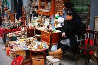 Рынок Растро, Мадрид