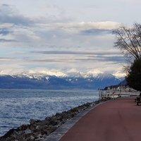 В Женеве прекрасные виды