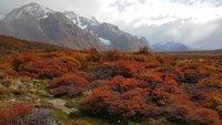 Осень в Патагонии