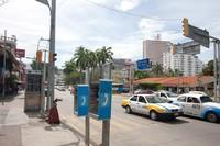 Мексика, на улицах Акапулько