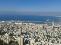 Гора Кармель, город Хайфа