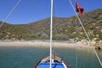 Морская прогулка вдоль побережья Бодрума