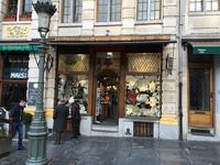 Каждая витрина в Брюсселе - произведение искусства