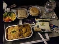 питание на борту Тайских авиалиний