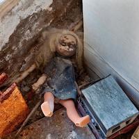 Полное отчуждение ЧАЭС: куклы, оставленные в детском саду Припяти