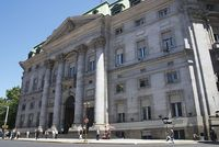 Все здания на площади Мая выглядят по-разному
