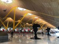 Международный аэропорт Барахас в Мадриде