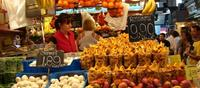 Аликанте: за покупками на рынок