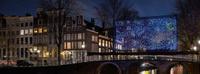 Ван Гог и гигантские одуванчики: инсталляции с фестиваля света в Амстердаме