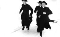 Итальянец снимал будущих католических священников так, как до него не осмеливались