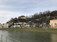 Мой мартовский отпуск в Зальцбурге