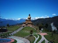 Будда-парк в Сиккиме