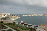 Пасмурная Мальта