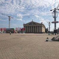 Апрельский отпуск в Минске