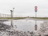 Своеобразная красота бельгийских дорог в снимках