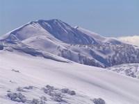 Снежные склоны