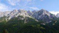 Горные холмы Берхтесгаденских Альп