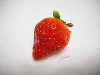 Невероятно реалистичные иллюстрации еды от японского художника