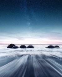 Медитативные пейзажи, отражающие умиротворяющую красоту тишины