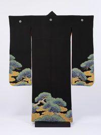 Самые красивые кимоно в истории