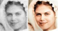 Люди используют онлайн-платформу для восстановления старых фото и делятся результатами